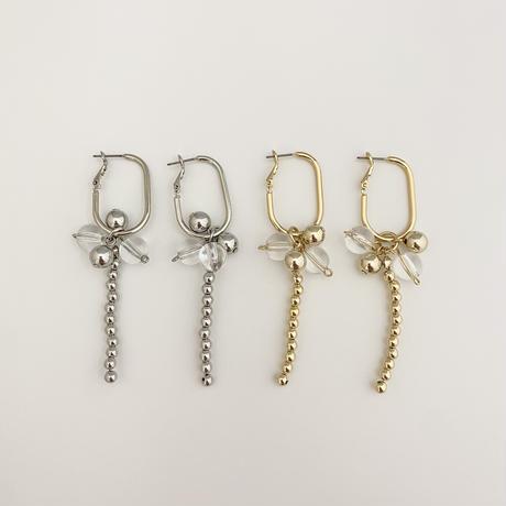 (pierce/earring)P-30 beads pierce