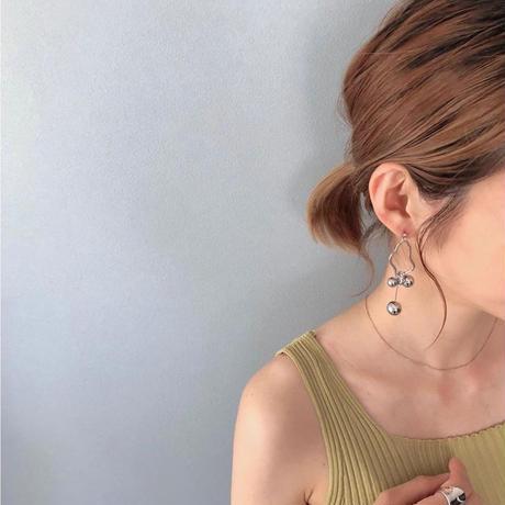(pierce/earring)P-1 nuance pierce