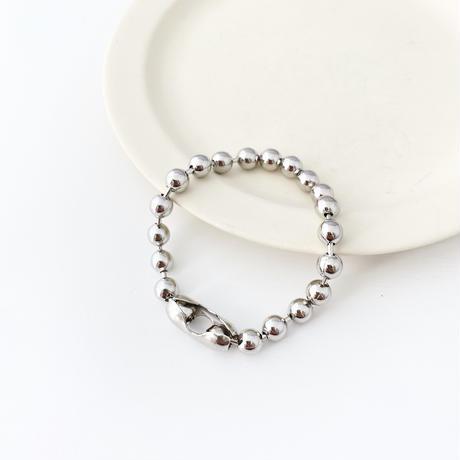 B-4 bonbon silver bracelet