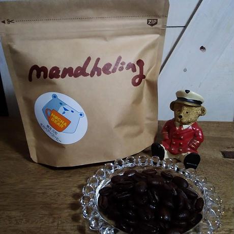 マンデリン コーヒー豆 100g