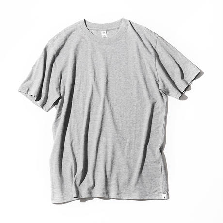 REGULAR FIT SHORT SLEEVE CREW-NECK TEE - GR7 [MJ1-0010]