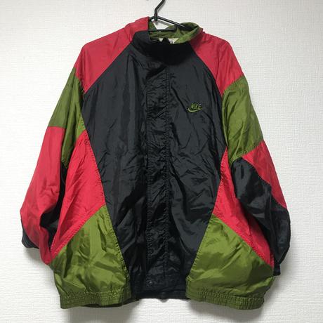 【90's】NIKE nylon jacket