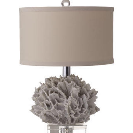 White Coral Signature Lamp