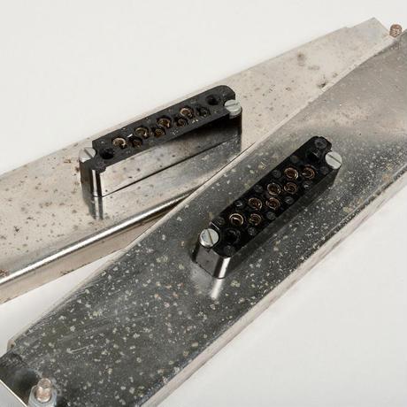 Tuchel 8pin T2001 メスコネクタ+オリジナルサポート付 2個セット