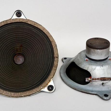 TESLA 8 inch × 2 / 1950'  ベークド蝶ダンパー