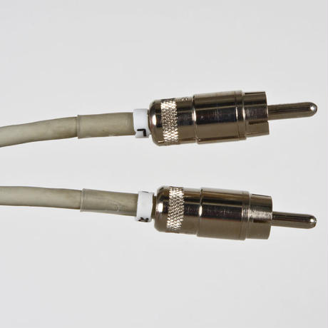 siemens w-shield mic cable   RCA端子 約50cm/2本