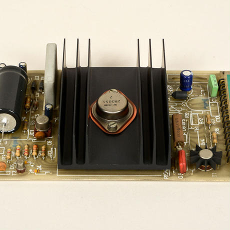 DC 24v 電源カード+コネクタ+AC100v/24v ステップダウントロイダルトランス 自作セット