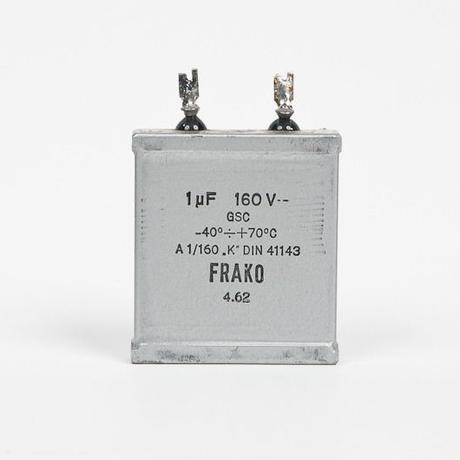 FRAKO 1uF/160V PIO コンデンサー