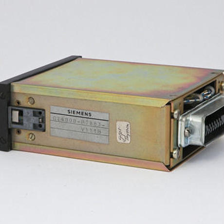 Siemens ジーメンス スタジオモジュール セレクタ (2)