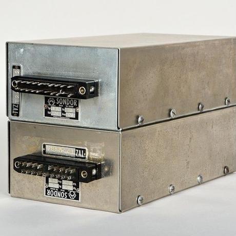 SONDOR アンプケース made in Switzerland  2台セット