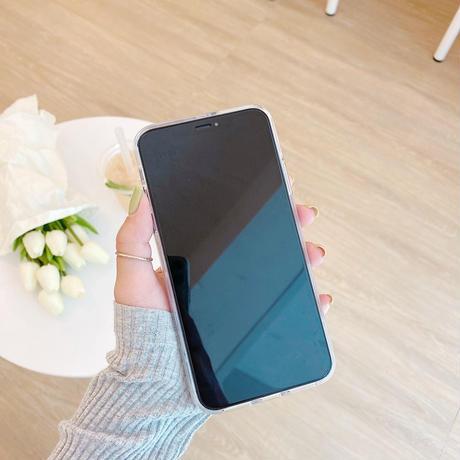 グリッター iphone12proカバー ラメキラキラアイフォン11プロ/iphone10ケース  カキ柄 インスタ映え スマホケース プレゼントM156