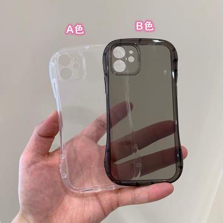 耐衝撃グリップ性  iphone13/13promaxケース  透明 iphone12/11promaxケース   頑丈  耐久性ありM1065