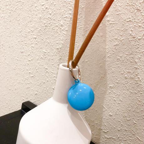 シンプル apple airtagケース ツヤ感 キラキラ  キーリング付き  ネイルカラー  紛失防止 綺麗M562