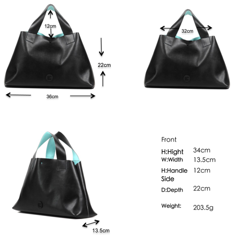 made on earth TOTE TRAPEZOID トートトラペゾイド(BS70062)