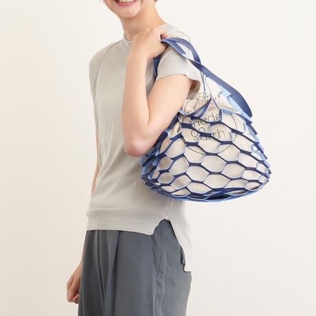 made on earth MESH WITH INSIDEBAG メッシュウィズインサイドバッグ(19-5001/2)
