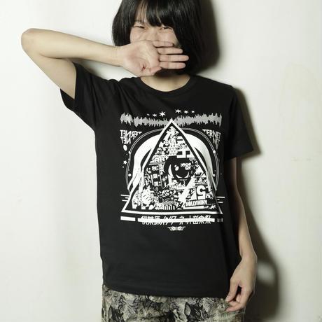 あきねっとT (Black)