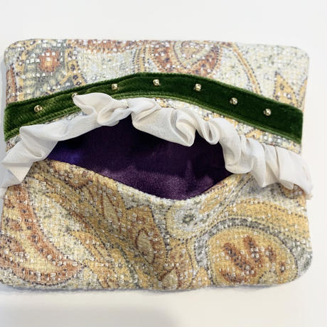 ティッシュケース(France textile)