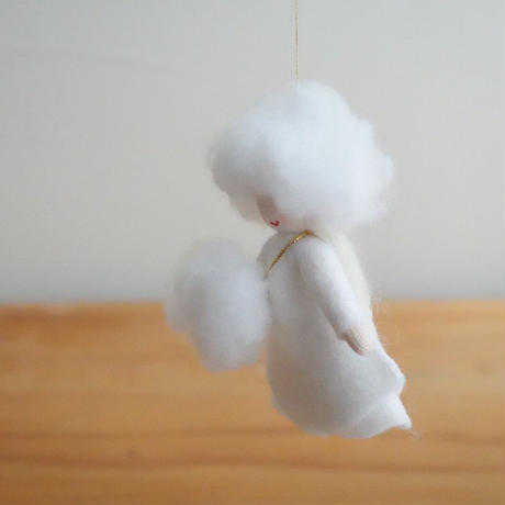 粉雪の妖精 ホワイト