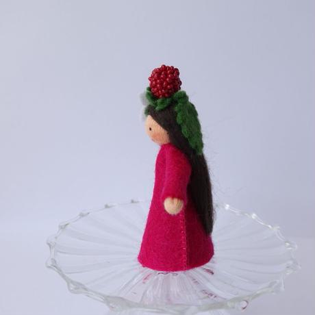 ラズベリーの妖精Girl ベージュ