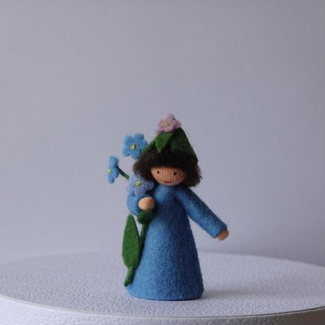 勿忘草の妖精 boy ベージュ