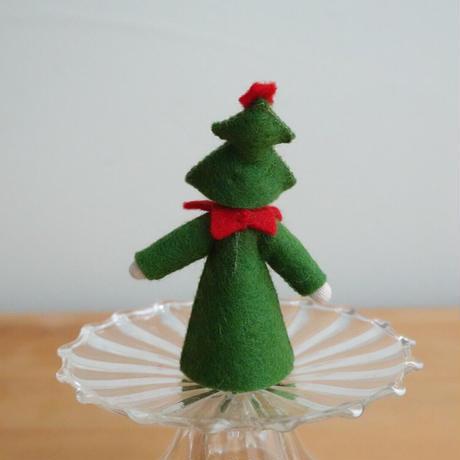 クリスマスツリー ホワイト