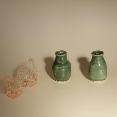 Tiny Vase / Oribe A