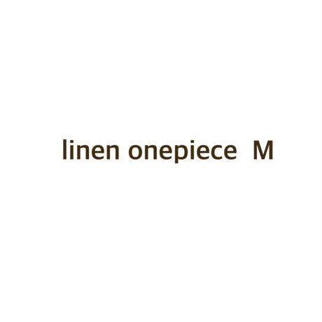 linen onepiece  M
