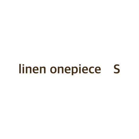 linen onepiece  S