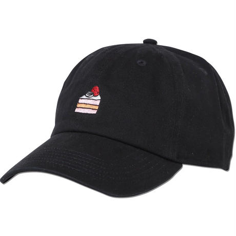 """Short Cake"" Curve Visor Low Cap"