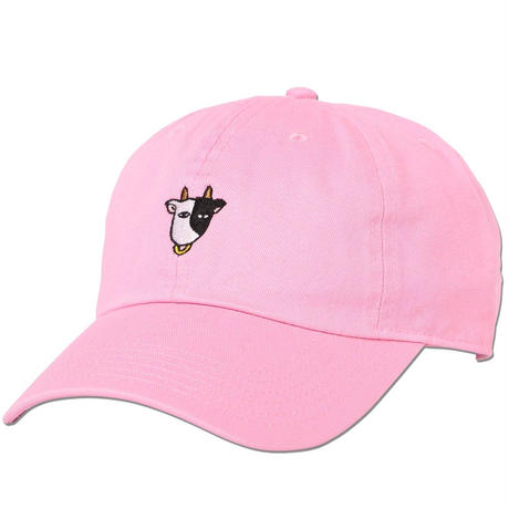 """Cow"" Curve Visor Low Cap"