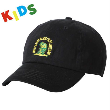 KIDS Fool So Good x KUSTOMSTYLE  Grizzly Bicycle Curve Visor Low Cap