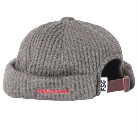 """Fool So Good"" Box Logo Fisherman Cap"