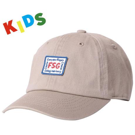 "KIDS""Fool So Good""Wappen Curve Visor Low Cap"