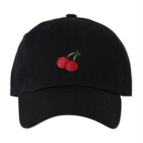 "KIDS ""Cherry"" Curve Visor Low Cap"