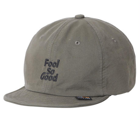 """Fool So Good""Cordura Chino Ball Cap"