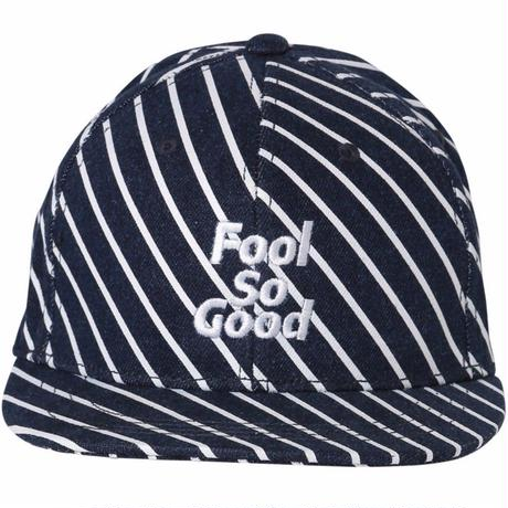 """Fool So Good"" Snap Back Cap  7"