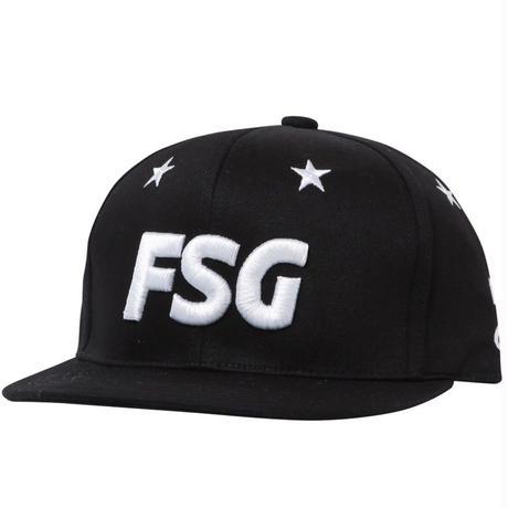 """FSG"" 3D Flat Visor Snap Back  Cap"