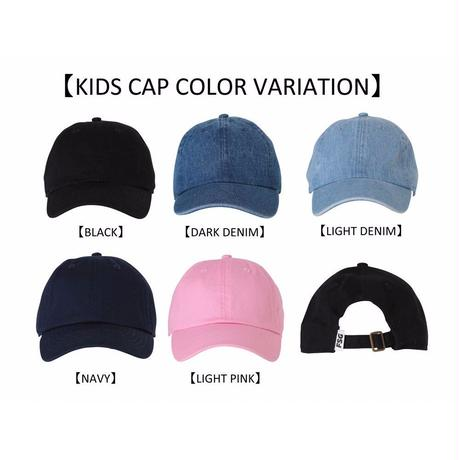 "KIDS  ""Hand sign""  Low Cap"