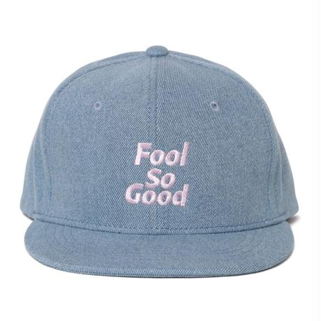 """Fool So Good"" Snap Back Cap 4"