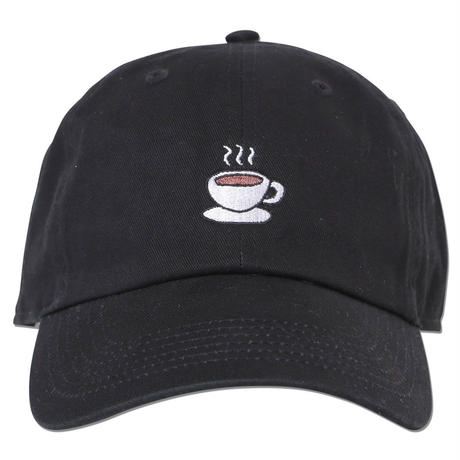 """Coffee"" Curve Visor Low Cap"