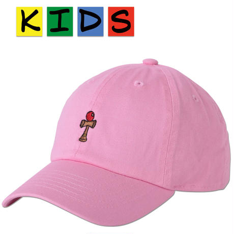 "KIDS ""Kendama"" Curve Visor Low Cap"