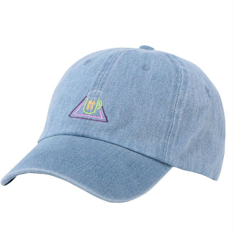 """Neon sign beer"" Curve Visor Low Cap"