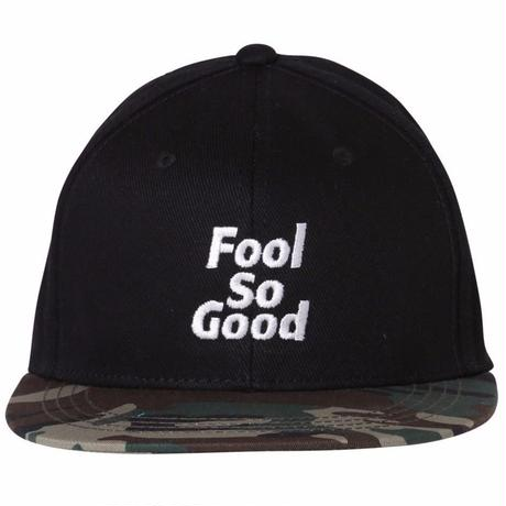 """Fool So Good"" Snap Back Cap 6"