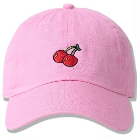 """Cherry"" Low Cap"