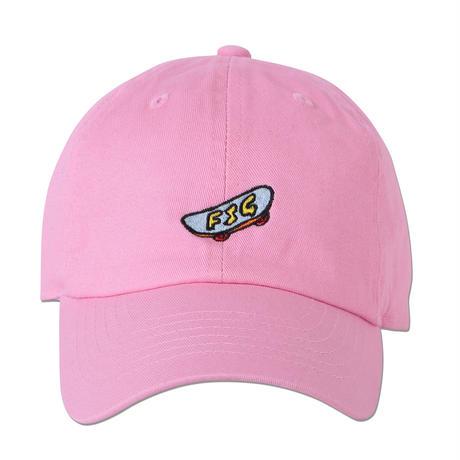 "KIDS ""Skateboard"" Curve Visor Low Cap"