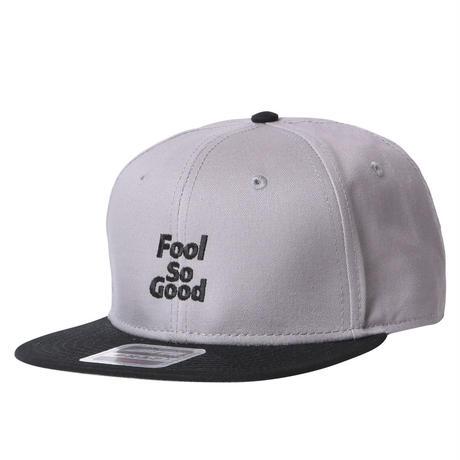 "KIDS""Fool So Good""Flat Visor Snap Back Cap"