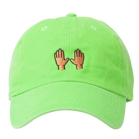 """Hooray"" Curve Visor Low Cap"