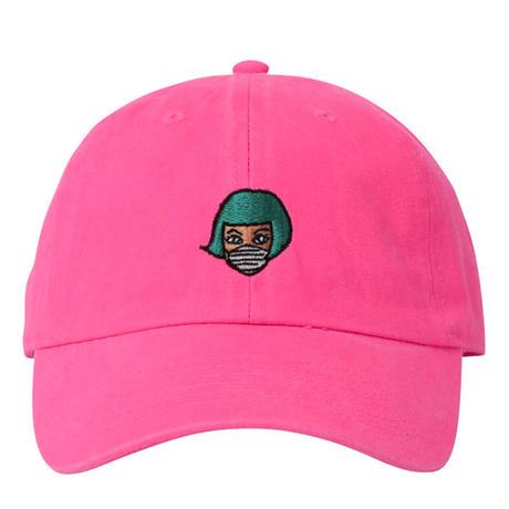 Mask Girl Low Cap