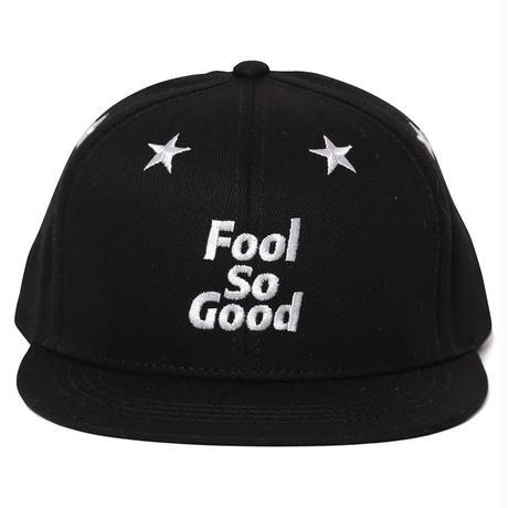 """Fool So Good"" Snap Back Cap 1"