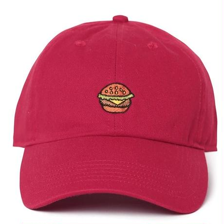 """Hamburger""  Low Cap"